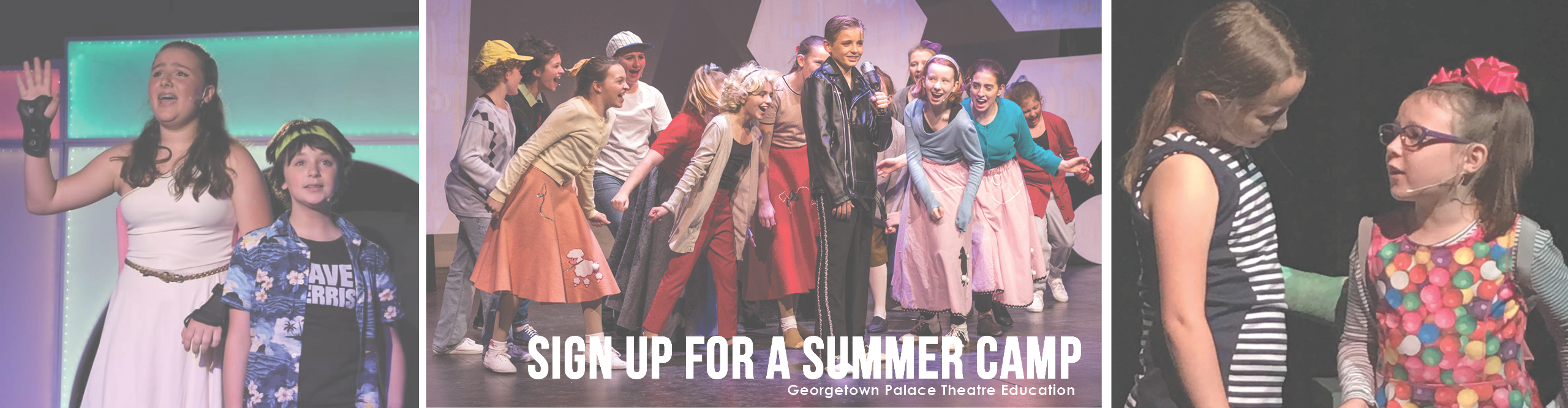 austin summer camps, theater summer camps