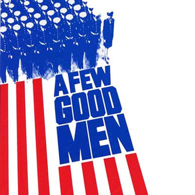 A Few Good Men poster artwork