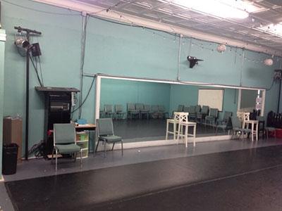 Georgetown Palace's Dance Studio