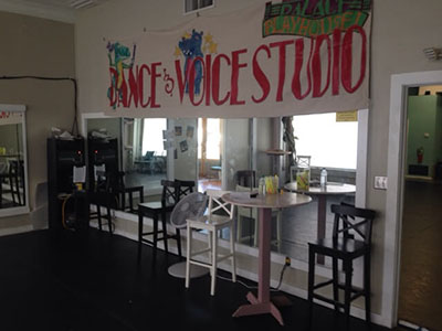 Georgetown Palace's Dance and Vocal Studio
