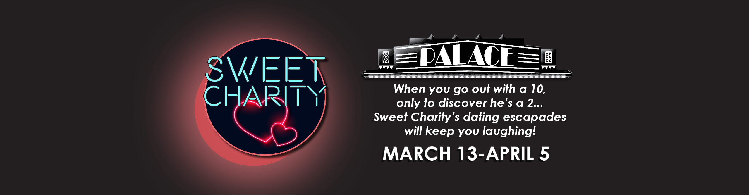 sweet charity, live theatre, austin shows