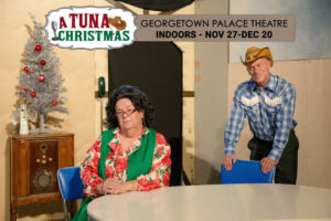 Tuna Christmas 2021 Austin 2020 2021 Season Musicals Plays Shows Concerts Events